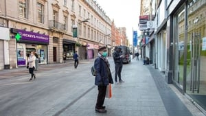 Covid-19 is having a significant social impact, with 26% of the population 'afraid to go shopping', new CSO figures reveal