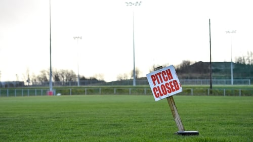 GAA clubs should be able to reopen walkways from next Monday