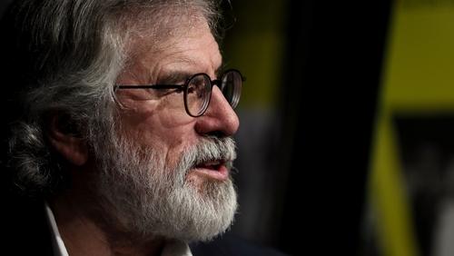 Top UK court quashes Gerry Adams's prison break convictions