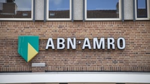 The Dutch state still owns 56% of ABN Amro and has not sold any since September 2017