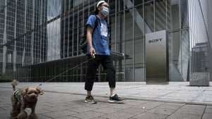 Sony has halted production at some plants as governments around the world imposed lengthy restrictions on movement and business activity to contain Covid-19