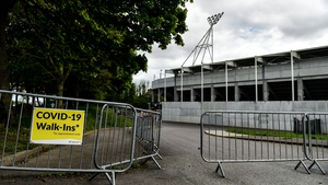 Páirc Uí Chaoimh is currently a testing centre, rather than hosting lucrative Munster SHC matches