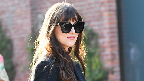 Dakota Johnson: ''I've struggled with depression since I was young - since I was 15 or 14.""