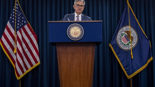 US Federal Reserve Chair Jerome Powell said that 'further support is likely to be needed' to prop up the US economy
