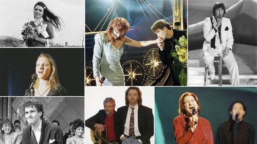 What's your top Irish song to win Eurovision?