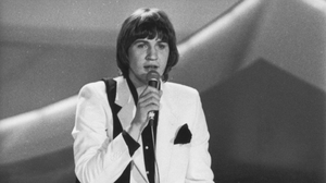 Johnny Logan singing his winning song, 'What's Another Year' in 1980