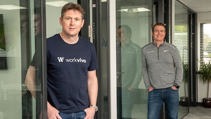 John Goudling and Joe Lennon, co founders of Workvivo