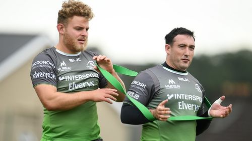 Ties that bind: Would you have Bealham and Loughney in your Connacht XV?