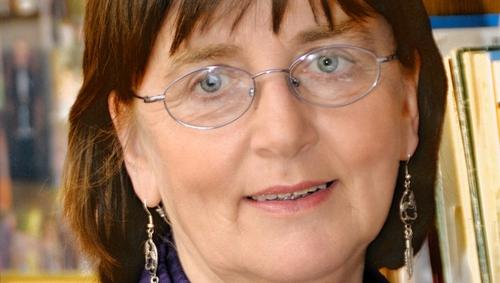Áine Ní Ghlinn is the sixth Laureate na nÓg