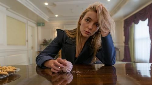 Jodie Comer as Villianelle in Killing Eve