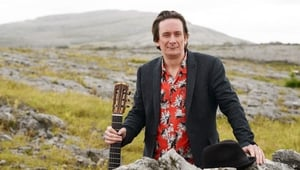 Dave Flynn is the new Musician in Residence in the Dublin 4 area