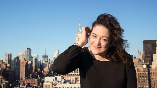 Maeve Higgins (Pic: First Look Media)