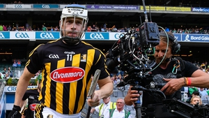 TJ Reid's every move on the hurling field is now captured on camera