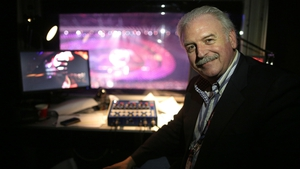 Mr Eurovision Marty Whelan