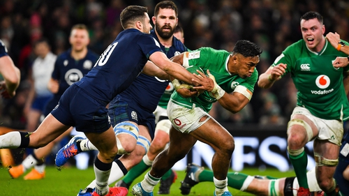 Ireland played host to Scotland in their Six Nations opener