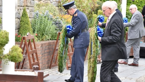 The event was attended by Garda Commissioner Drew Harris and the Minister for Justice, Charlie Flanagan (pic: Rollingnews.ie)
