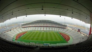 The Ataturk Olympic Stadium in Istanbul will host this season's Champions League final