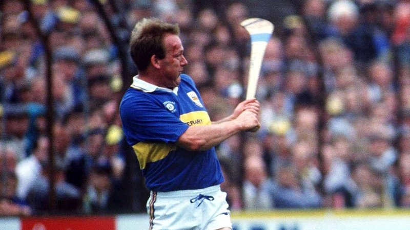 Bobby Ryan spent 13 years as a Tipp senior hurler