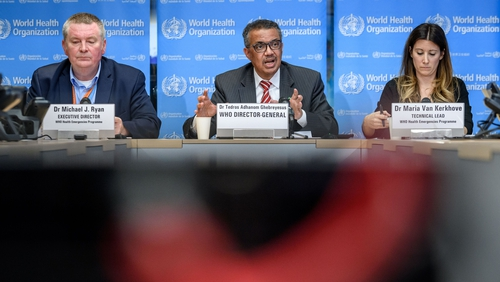 The World Health Assembly is expected to focus almost solely on Covid-19