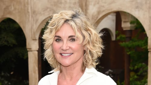 "Anthea Turner: ""I do believe in marriage, and I can't think of a nicer person to be with for the rest of my life."""