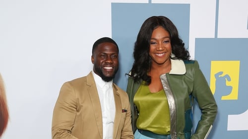 """Tiffany Haddish: """"He gave me 300 bucks and was like 'Find yourself a place for the week'""""."""