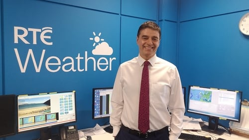 Gerry Murphy: forecasting duties and aviation forecasting services