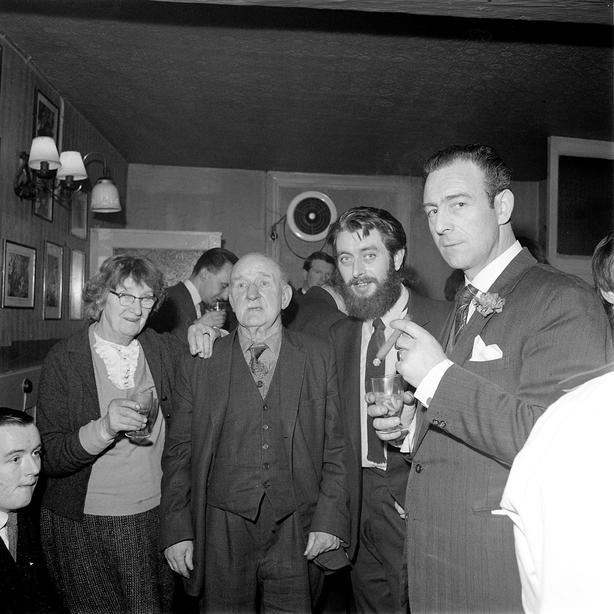 The Dubliners album launch