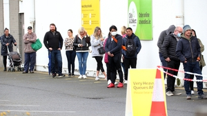 Day one of Phase One as several thousand businesses across the country reopened today