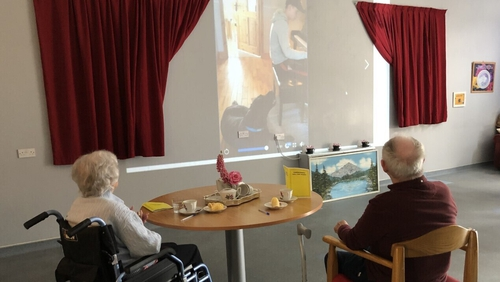 Carrigoran House in Newmarket on Fergus has launched a weekly online talent competition with the residents themselves judging the winning entries