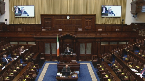 The Covid-19 Committee is the only committee in the Oireachtas which is functioning in public