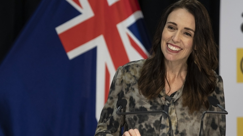 Jacinda Ardern said she wanted to encourage 'nimble' and creative ideas for recovery