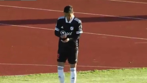 Kaarel Usta helped side side to a 2-0 win