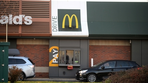 McDonald's drive-thru operations are set to continue