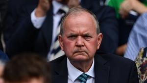 Former GAA President Liam O'Neill