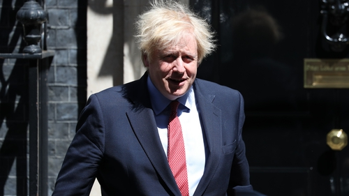 Boris Johnson's cabinet will meet over measures which are expected to take effect from 15 June