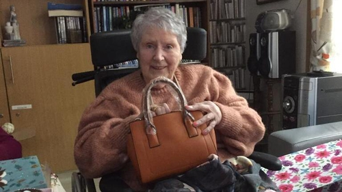 Rose Hegarty died aged 84 at St Mary's Hospital inDublin's Phoenix Park last month