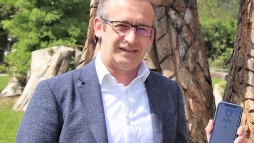 Anthony Cronin, co-founder of Ordee