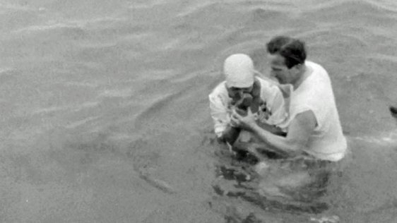 Jehovah's Witness Baptism (1965)