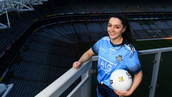 Sinéad Goldrick's quest to win a fourth All-Ireland medal has been put on hold