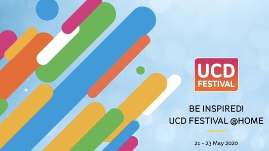 UCD Festival @home