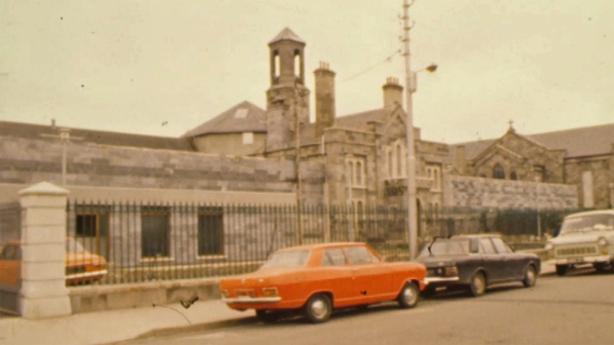 Arbour Hill Civilian Prison (1975)