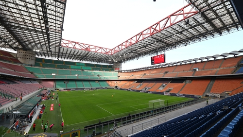 Italy's heritage authority allows San Siro stadium demolition