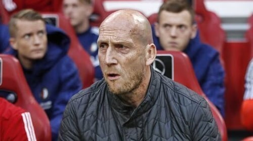 """Jaap Stam: """"I've always liked the country and I've always liked the mentality of the people in the States"""""""