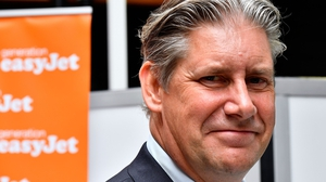 EasyJet's chief executive Johan Lundgren said it was a difficult time for the airline