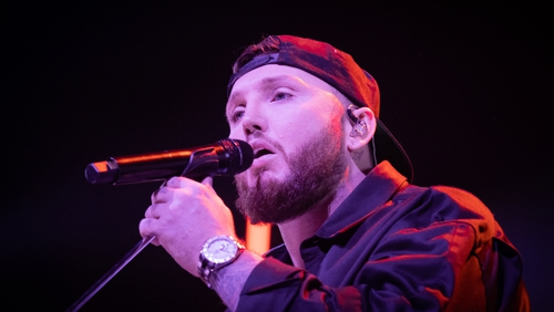 """James Arthur: """"I was doing gigs in Moldova every other Saturday to pay the rent and get myself out of the red."""""""