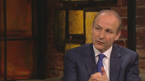 "Micheál Martin said he could ""100% understand"" why the public wondered why it was taking so long to form a government"