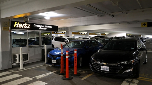 Hertz's main international operating regions, including Europe, Australia and New Zealand, were not included in the US Chapter 11 filing