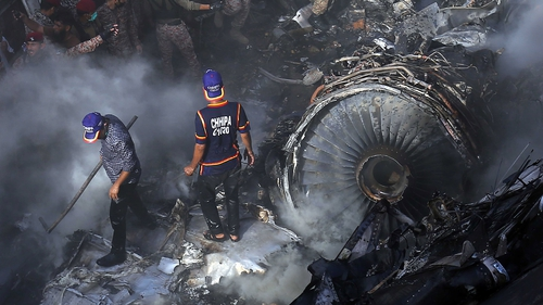 The May crash of a Pakistan airliner was the second deadliest incident in 2020