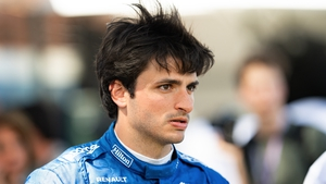 Sainz joined McLaren from Renault at the end of 2018, replacing double world champion Fernando Alonso