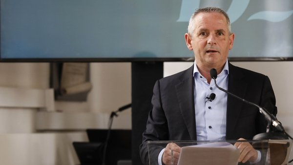 Paul Reid said there has been an increase in non-Covid activity in hospitals (Pic: RollingNews.ie)